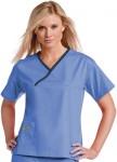 Pijama Sanitario Mujer Azul Claro