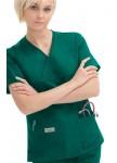 Pijama-Sanitario-Mujer-Verde