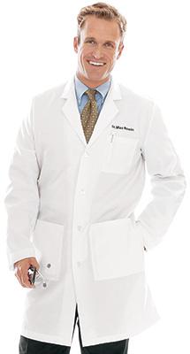 Bata Sanitaria Hombre