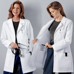 Bata Veterinario Mujer