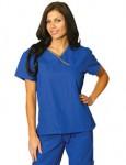 Uniforme Sanitario Mujer Azul